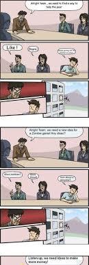 Boardroom Suggestions Meme - boardroom meeting suggestion funny pinterest memes random