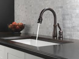 leland kitchen faucet delta 978 ar dst arctic stainless leland pull kitchen faucet