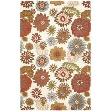 Safavieh Blossom Rug Safavieh Handmade Blossom Ivory Wool Rug 3 X 5 683726326205 Ebay