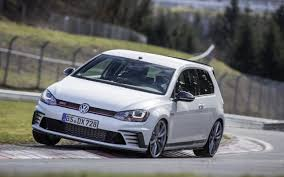 volkswagen fast car driven the world u0027s fastest front wheel drive car and it u0027s a golf