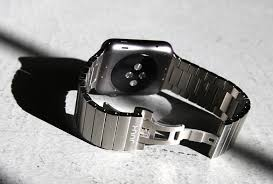 stainless steel bracelet price images This steel apple watch bracelet costs half the price of apple 39 s jpg