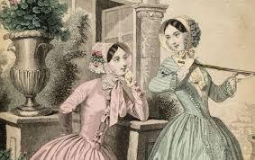 godey s s book 1860 new york historical society resource 14 fashion plates