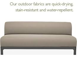 Outdoor Furniture Upholstery Fabric Material Guide Weather Resistant Fabrics
