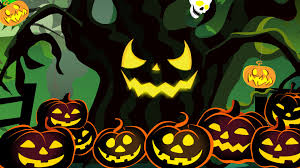 black trees for halloween halloween tree original songs scary nursery rhymes kids