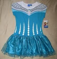 disney u0027s frozen elsa costume dress up s s t shirt tee tutu dress