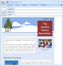 best photos of microsoft newsletter templates free microsoft