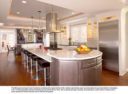 6 Foot Kitchen Island Kitchen Remodeling Northern Virginia Home Fronts News