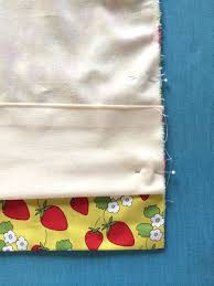Sewing Curtains With Lining Learn How To Sew Lined Curtains Step By Step On Craftsy
