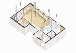 isometric floor plan gallery of shokrniya beauty salon 4 architecture studio 10