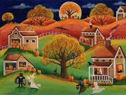 Art Home Cheryl Bartley Folk Artist Paintings Prints And Licensing