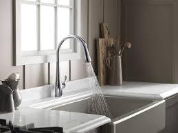 Kitchen Faucets Amazon Kohler Kitchen Faucets Simplice Sinks And Faucets Decoration