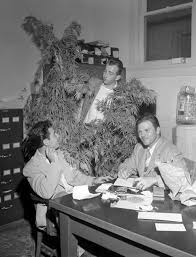 Recovering Cannabis Plants From High by This Looks Like A Real Photo From The Fifties Or Sixties Though