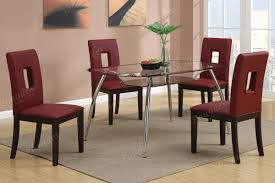 100 red dining room sets red dining room chairs baxton