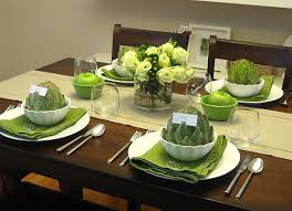 table setting is and easy here are seven cheap ways to set