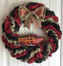 Firefighter Home Decorations Best 25 Firefighter Decor Ideas On Pinterest Firefighter Gifts