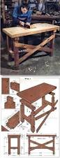 49 Free Diy Workbench Plans U0026 Ideas To Kickstart Your Woodworking by Mais De 25 Ideias únicas De Workbench Plans No Pinterest