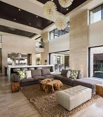 contemporary interior design living room interior stairs and
