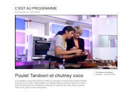 c est au programme recette de cuisine chronique cuisine pour 2 c est au programme