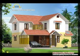 Beautiful Floor Plans Beautiful Homes Beautiful Villa Elevations Kerala Home Design