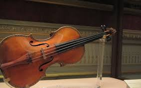Blind Violinist Famous Does This Study Signal The Death Of The Stradivarius Violin