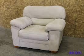 Microfiber Armchair Overstuffed Microfiber Chair Loveseat Des Moines Furniture