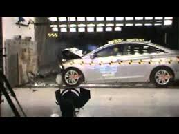 hyundai sonata length hyundai sonata frontal crash test high speed 2011