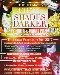 the ultimate fifty shades darker happy hour movie premiere tags