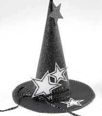 craftdrawer crafts how to make a witch or halloween hat ideas