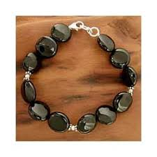 onyx bead bracelet images Onyx bracelets for less jpg