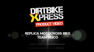 buy motocross bikes uk replica motocross bike model team geico honda crf450 360