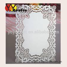 laser cut wedding programs source hindu wedding programs card with print classic laser