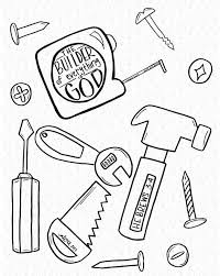 tool coloring pages best 25 creation coloring pages ideas on pinterest days of