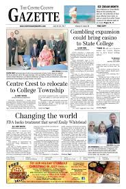 Beiler Brothers Roofing by Centre County Gazette June 8 2017 By Indiana Printing