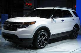 Ford Explorer All Black - ford explorer photos and wallpapers trueautosite