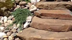 Rock Garden Steps landscape networker natural stone steps and masonry contractors