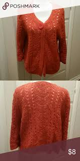cato sweaters orange crochet sweater ponchos customer support and delivery