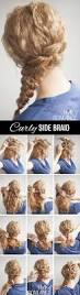 10 trendy side braid hairstyles for long hair pretty designs