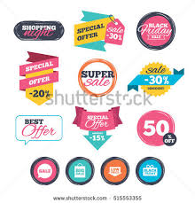 black friday k cup deals sale stickers online shopping speech bubble stock vector 515553355
