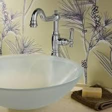 In Wall Bathroom Faucets Kohler K 2273 0 Bateau Vessel Above Counter Bathroom Sink W