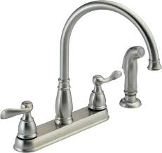 kitchen sink faucet home depot tremendeous cool kitchen faucet at home depot 4 hole sink of four