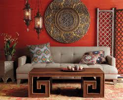 Moroccan Home Decor Ideas Living Room Moroccan Themed Set Living Room Bohemian Style Set