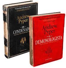 Os Condenados - kit o demonologista os condenados