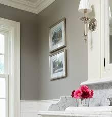 walls bm rockport grey paint colors pinterest dining room