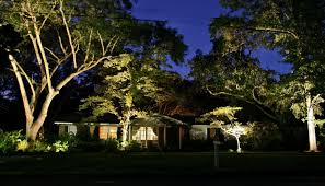 Outside Landscape Lighting - lighting how to illuminate your yard with landscape lighting
