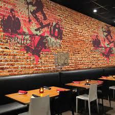 wallpaper design batu bata red font b brick b font font b wall b font font b brick b font jpg
