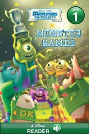 monsters university scaring lessons disney books disney
