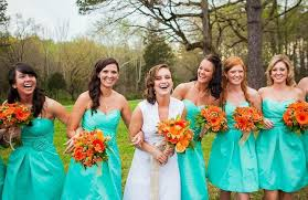 country wedding bridesmaid dresses with cowboy boots