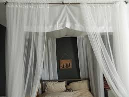 iron bed curtain king rod iron canopy bed size dimensions