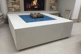 Concrete Fire Pit by Outdoor Fire Pit Made Of Precast Gfrc Pacific Stone Design Inc