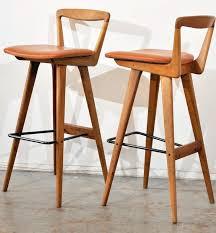 bar stools wood and leather wood leather bar stools diwanfurniture
